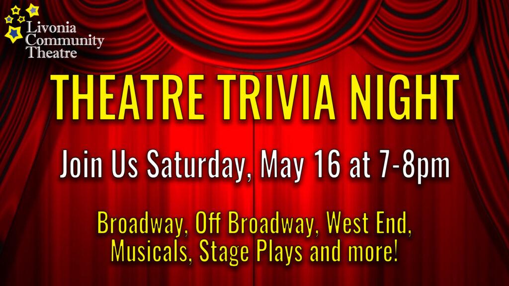 Theatre Trivia Night